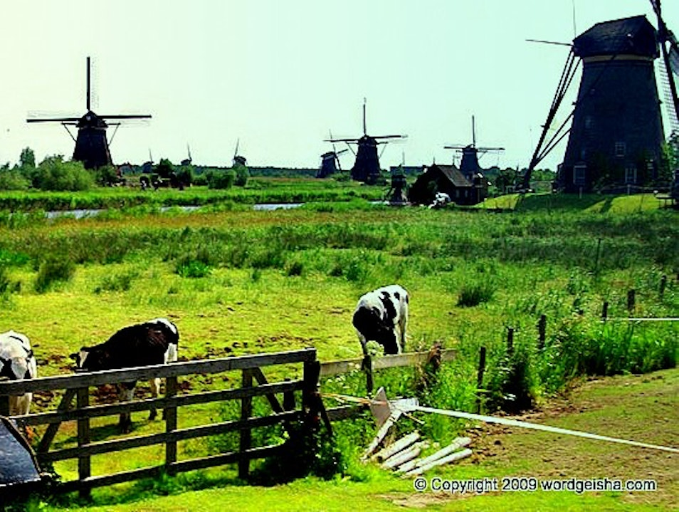 The Windmills of Kinderdijk: How Dutchies Made the Netherlands Kinderdijk  The Netherlands