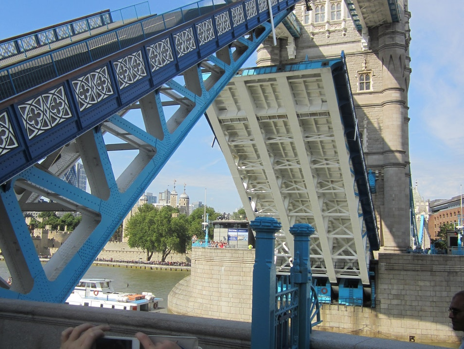 Tower Bridge for Kids London  United Kingdom