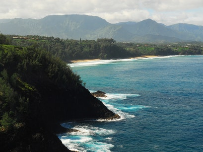 North Coast of Kauai Kilauea Hawaii United States