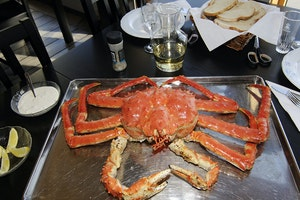 Arctic King Crabs