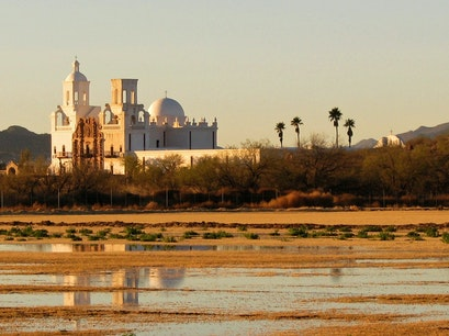 Mission San Xavier del Bac Tucson Arizona United States