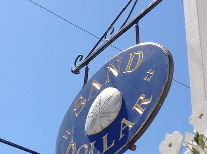 Sand Dollar Restaurant Stinson Beach California United States