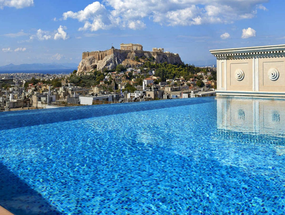 King George Hotel Athens  Greece