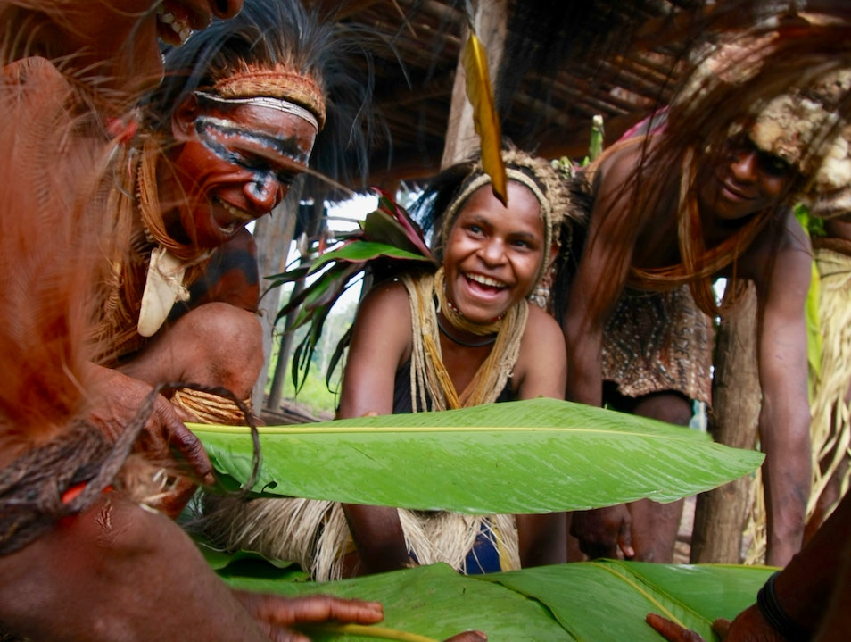 Life Changing Cultural Immersion Southern Highlands Province  Papua New Guinea