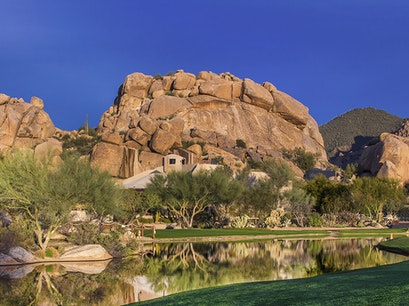 Boulders Resort & Spa  Scottsdale Arizona United States