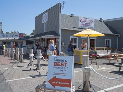 The Clam Shack Kennebunk Maine United States