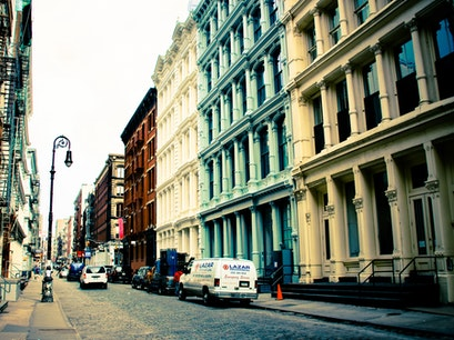 SoHo New York New York United States