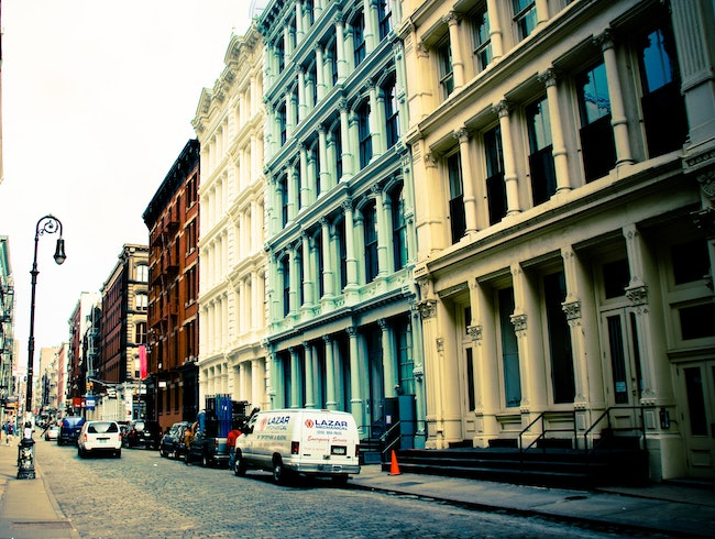 New York's SoHo