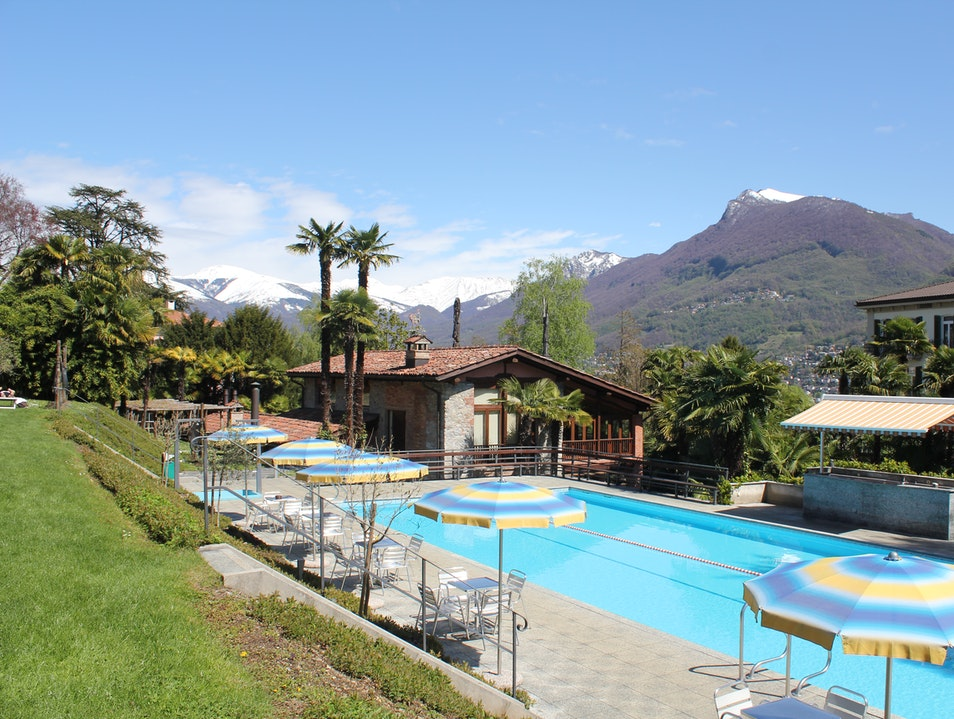 The best vacation spot in Lugano