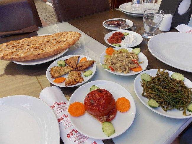 Meze - it's not just Greek