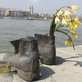 Shoes on the Danube Promenade Tass  Hungary