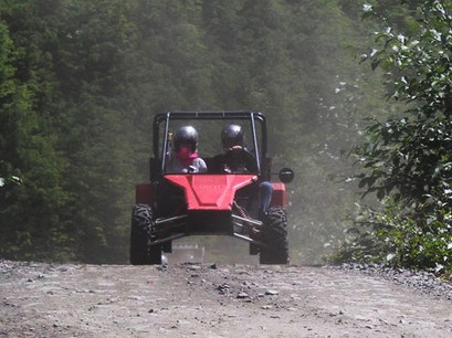 Off-Road Adventures Ketchikan Alaska United States