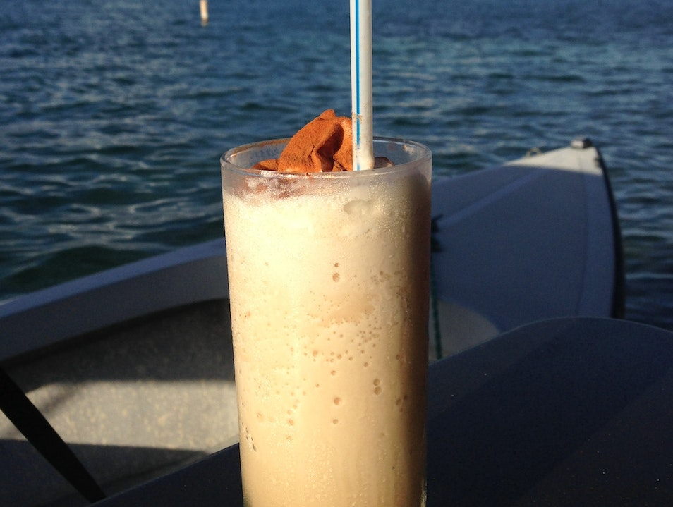 A Perfect Island's Perfect Cocktail