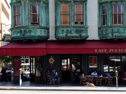Cafe Zoetrope San Francisco California United States