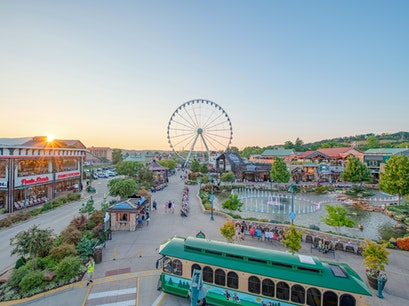 The Island in Pigeon Forge Pigeon Forge Tennessee United States