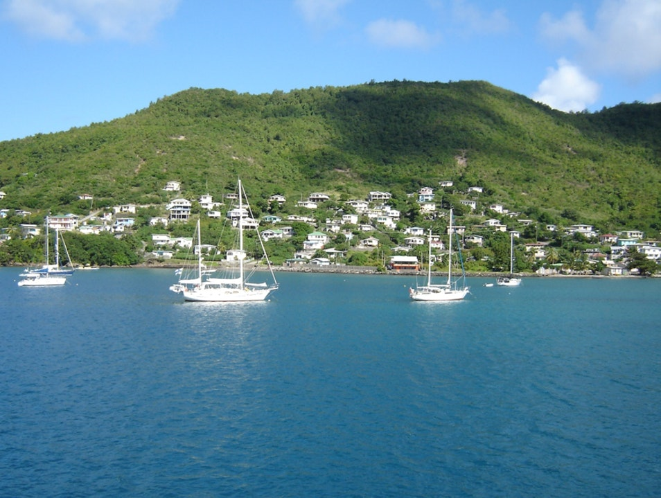 Escape to the Islands   Saint Vincent and the Grenadines