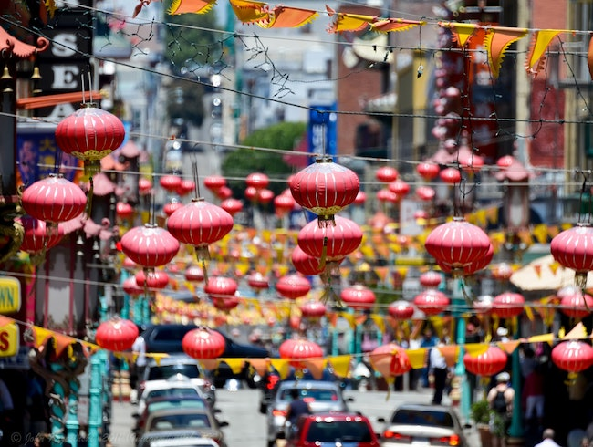 Wander Through Chinatown
