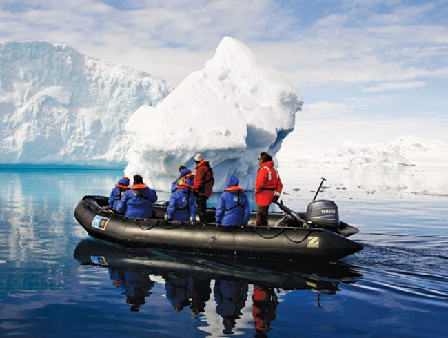 Journaling Antarctica, a Love for the Ice