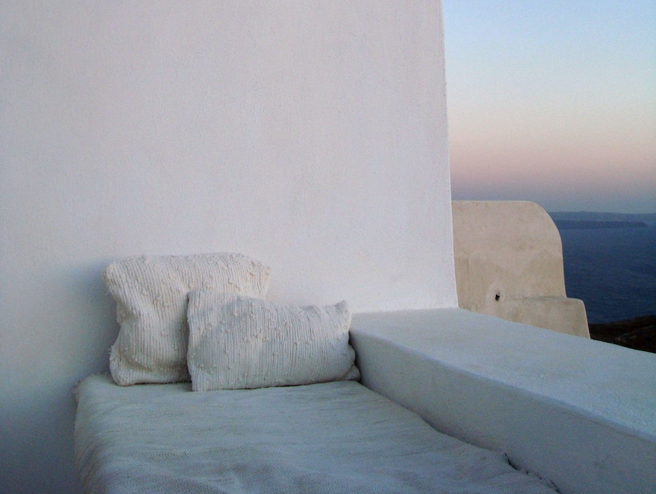 Dream time in Oia Oia  Greece