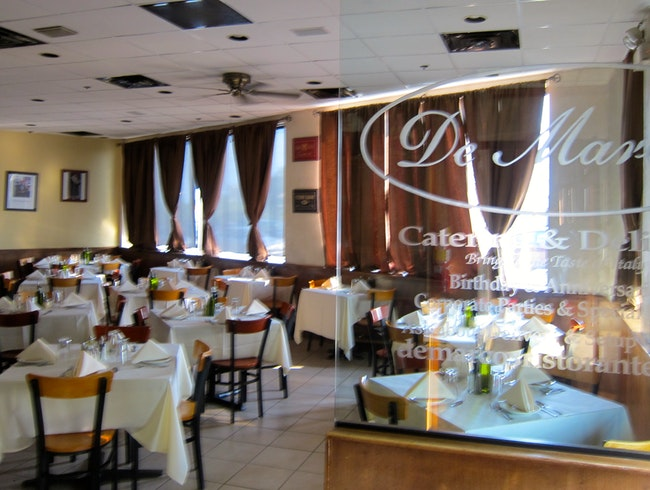 Authentic Italian in Itasca