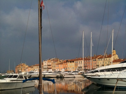 Port of Saint Tropez Saint-Tropez  France