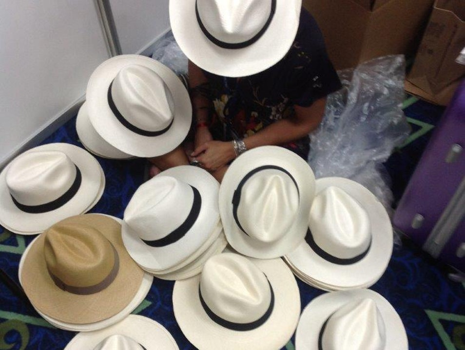 A Place to Hang Your (Panama) Hat