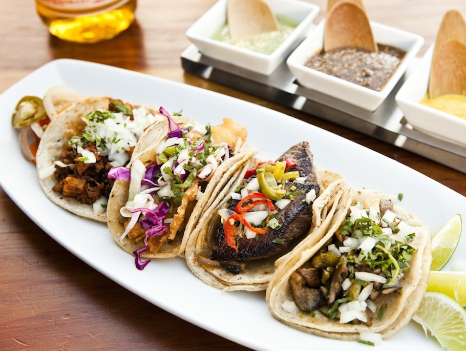 Head to Tacolicious in the Mission for Classy Tacos San Francisco California United States