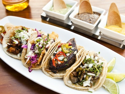 Tacolicious San Francisco California United States