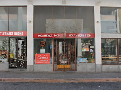 Carlas Portuguese Restaurant Cape Town  South Africa