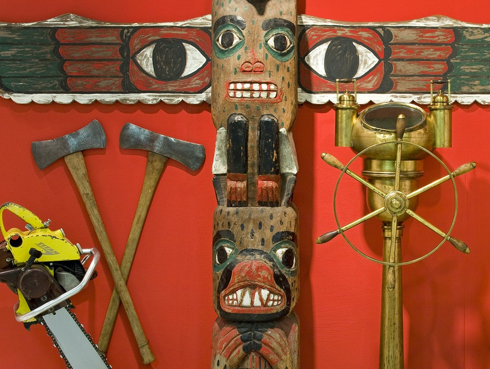Tongass Historical Museum Ketchikan Alaska United States