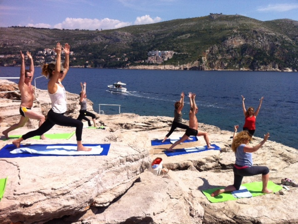 Yoga With A View Dubrovnik  Croatia