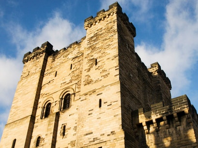 New Castle Keep Newcastle Upon Tyne  United Kingdom