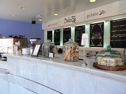 Dolcezza Gelato Dupont Washington, D.C. District of Columbia United States