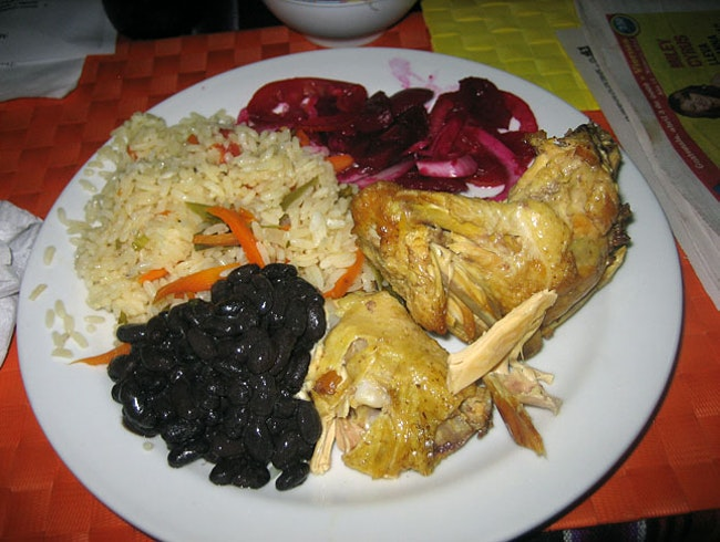 Traditional Cuisine in Guatemala City