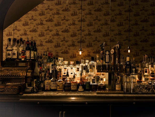 Sip on Literary Cocktails at Two Sisters in Hayes Valley