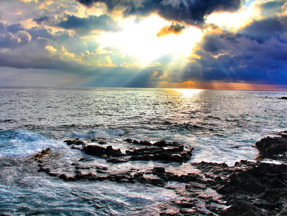 Rays of Paradise Kailua Kona Hawaii United States