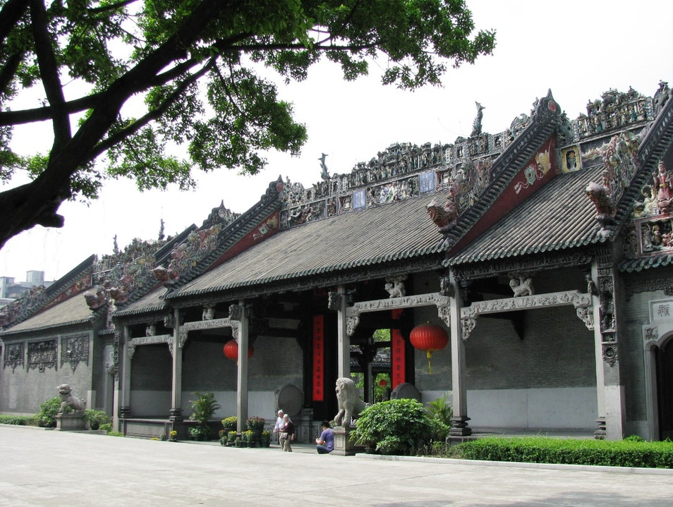 Experience Old Canton Guangzhou  China