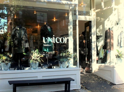 Boutique Unicorn Montreal  Canada