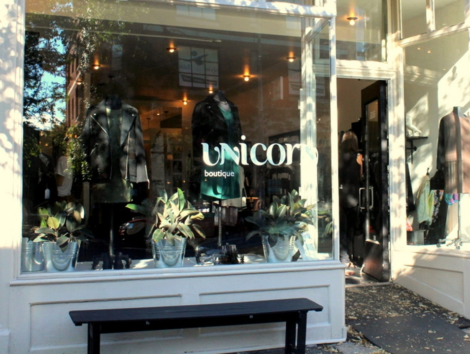 Iconic Boutique in the Mile End
