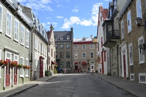 The Most Picturesque Streets in Quebec City