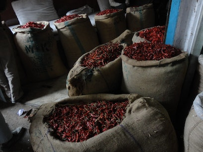 Spice Market New Delhi  India