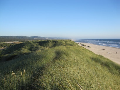 Oregon Dunes National Recreation Area Reedsport Oregon United States