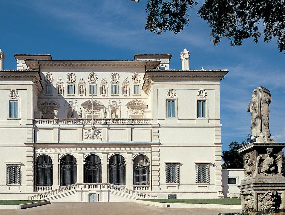 Borghese Gallery and Museum Rome  Italy