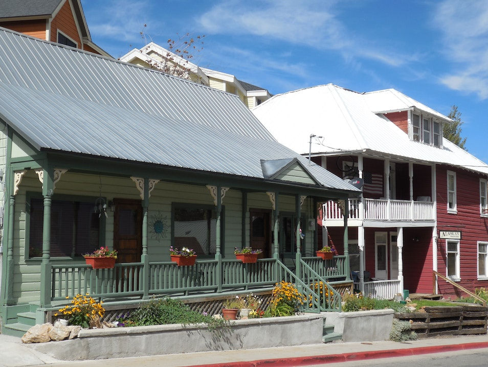 Historic Preservation Park City Utah United States