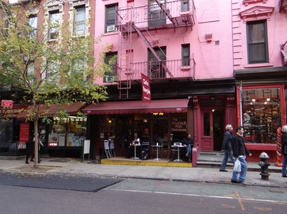 Cafe Borgia II New York New York United States