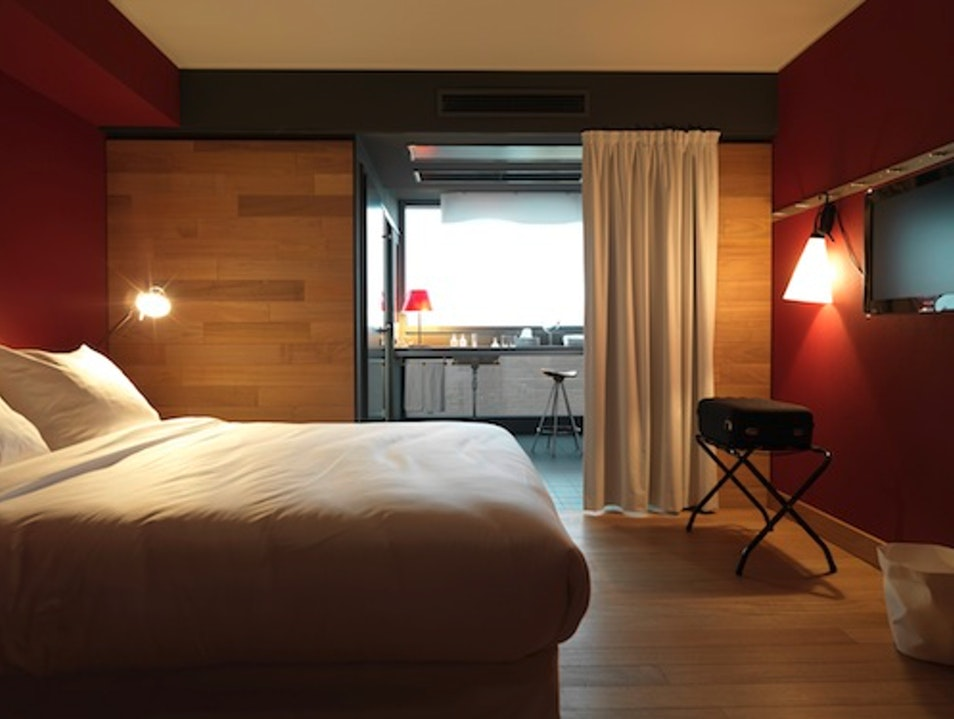 Fashion Hotels: Casa Camper Berlin  Germany
