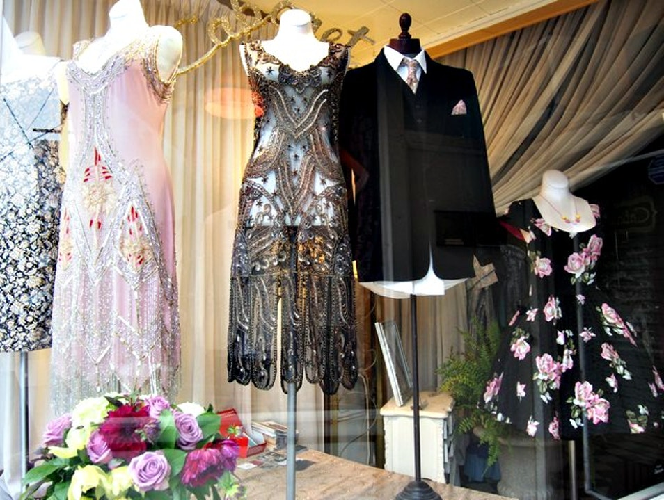 Great Gatsby Inspired Frocks and Vintage Wedding Dresses