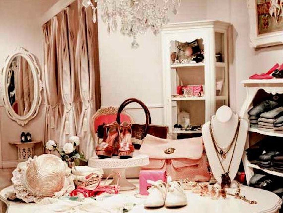 The Girliest Boutique in Town Montreal  Canada