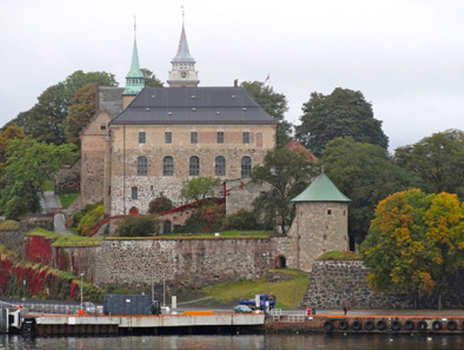 A Medieval Feast for the Eyes at Akershus Fortress Oslo  Norway