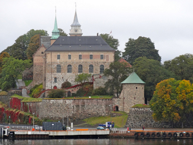 A Medieval Feast for the Eyes at Akershus Fortress